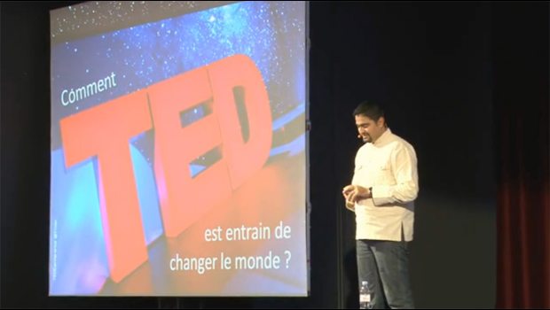 w2c11 vid o comment ted est en train de changer le monde avec ses talks by salah eddine. Black Bedroom Furniture Sets. Home Design Ideas