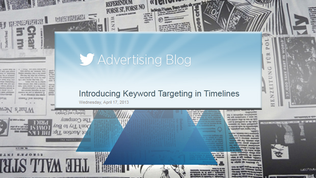 RP twitter - advertising blog