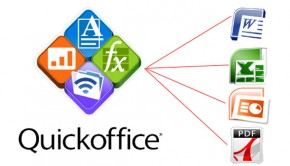 Actu web - quickoffice