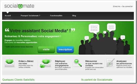 Socialomate